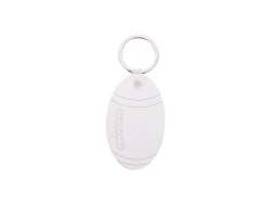 England Rugby Pattern HB Keyring (4*6.5cm)