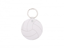 Volleyball Pattern HB Keyring (D5.5cm)