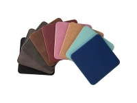 Engraving Square Leather Coaster (10*10cm)