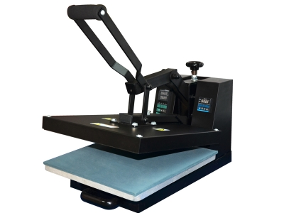 Flat Clamshell Press (38*38)