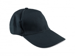 Cotton Cap (Navy Blue)