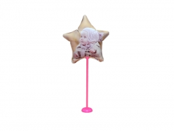 28cm Photo Balloon (Star)