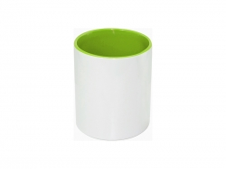 11oz Pencil Holder (Light Green)