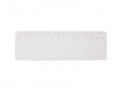 Sublimation HB Ruler (5*16cm)