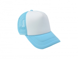 Sublimation Cap(Light Blue)