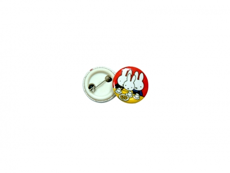 Sublimation 25mm Buttons