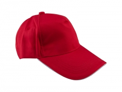 Cotton Cap (Red)