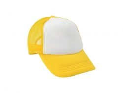Sublimation Cap(Yellow)