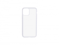 iPhone 11 Pro Cover (Rubber, White)