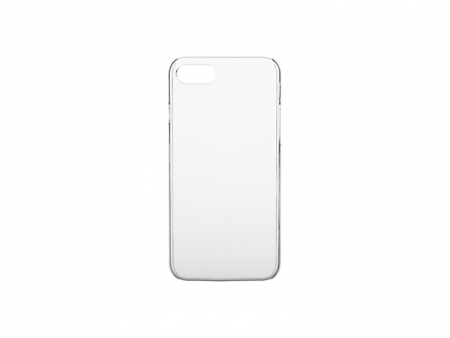 UV Printing Plastic iPhone 7/8 Cover (Clear)
