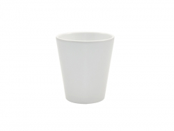 12oz Cone Shape Sublimation Ceramic Flowerpot