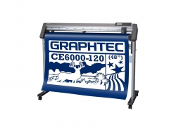 Graphtec 48 in. CE6000-120 Cutter w/o Stand