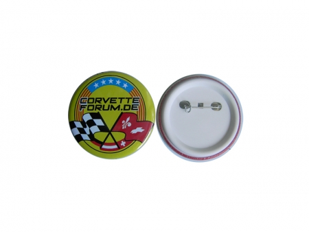 Sublimation 58mm Round Buttons