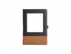 Leatherette Notebook (15.5*22cm)