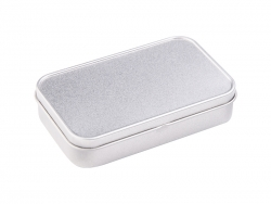 Metal Tin(Small Rectangular)