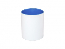 11oz Pencil Holder (Blue)