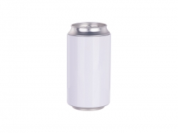 Storage Tin Can (White) MOQ:500