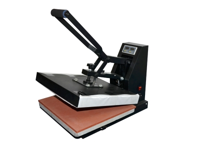 Flat Clamshell Press