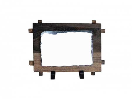 Small Rectangular Stone with Frame(12*17cm)