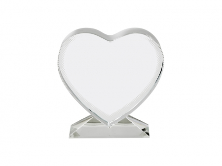 Sublimation Love Screen Crystal